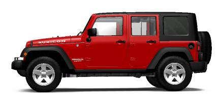 L&L Jeep Rental - 4x4 Wrangler